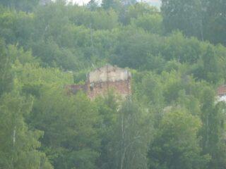 порог Ревун разрушенная картонная фабрика