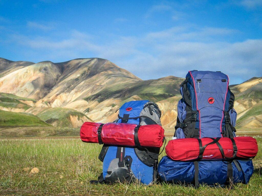 рюкзаки горы