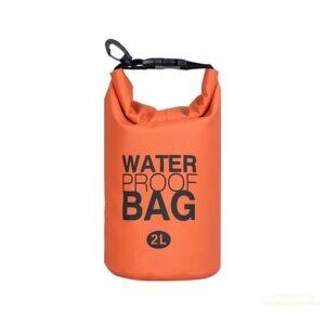 Гидромешок, непромокаемая сумка спортивная для походов и туризма